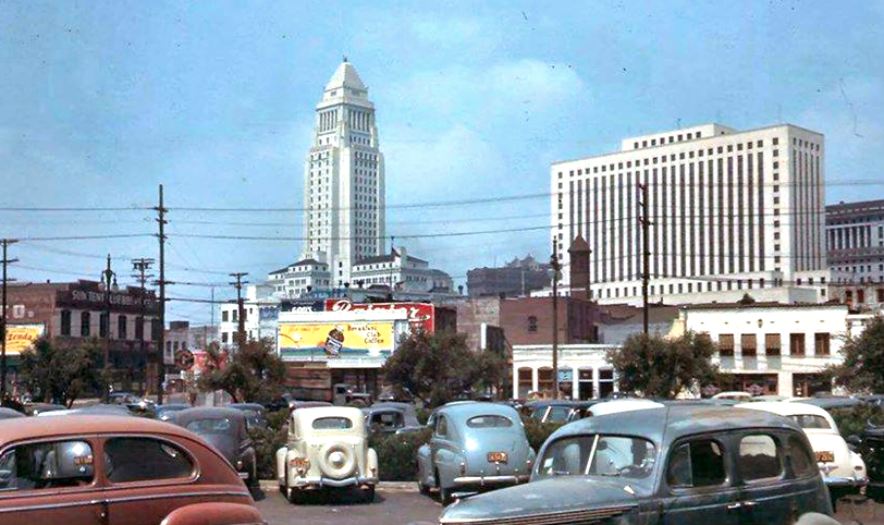 Rare color photos from 1930s40sPictures  CBS News